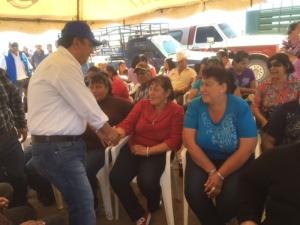 JUSTICIA A LA ZONA SERRANA, EL COMPROMISO