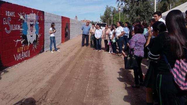 Concurso de Murales.